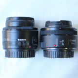 Canon単焦点・神レンズ『50mm f1.8』新(STM)旧を比べてみました!