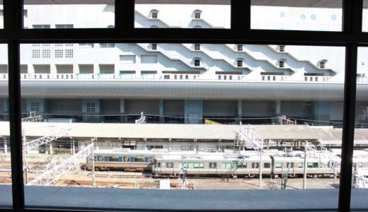 【京都駅内ホテル】都シティ京都駅のトレインビューと利便性が最高!