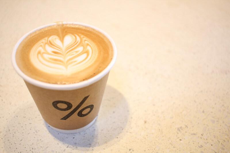 アラビカカップのロゴ