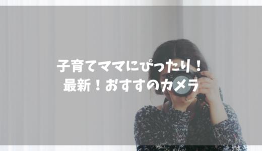 【4児パパが推薦】ママにぴったり!子育てカメラおすすめ4選・2019年版