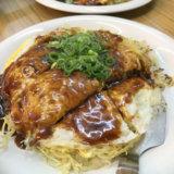 広島・お好み共和国ひろしま村「いちなり」肉玉そばがおいしすぎる!