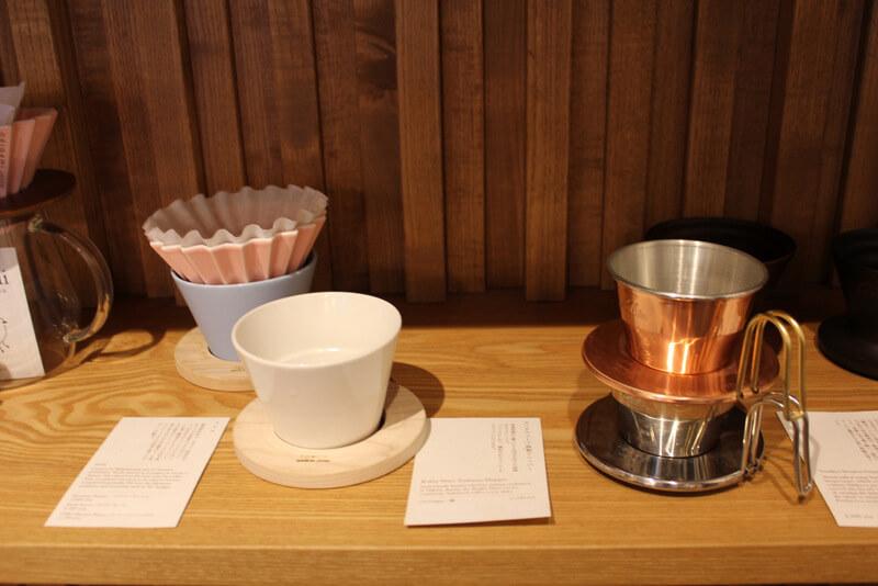コーヒー器具 アップ
