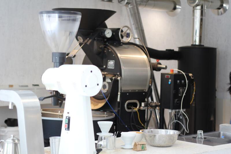 PROBAT社製焙煎機