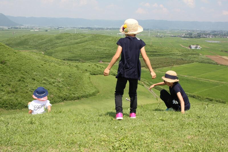 山の上の子どもたち