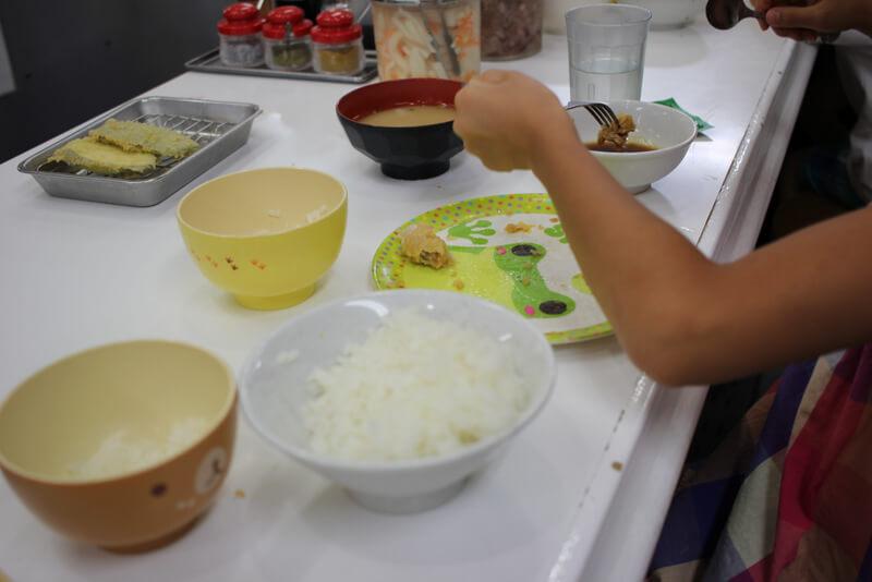 子ども用のお皿など