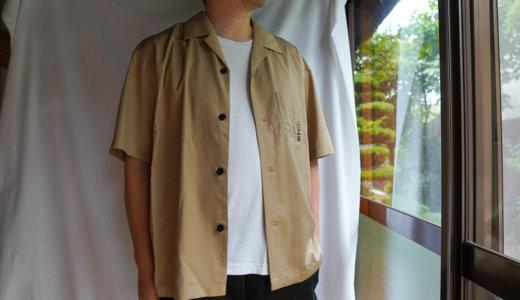 ジーユー×SOPH.コラボ オープンカラーシャツ5分袖が心地いいワンマイルウェアだった